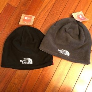 NORTH FACE standard beanie Double layered 2 colors